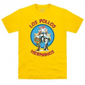 Breaking bad - Los Pollos T-Shirt