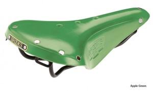 Brooks - Apple Green Saddle