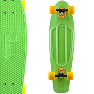 Penny - Green Yellow Skateboard