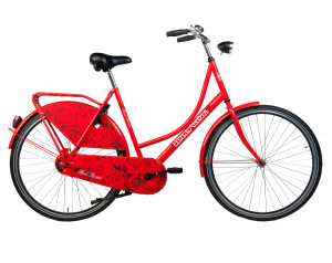 Red Rose Bike