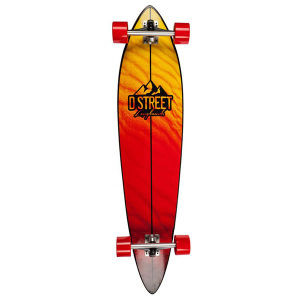 D‑Street Dune Pintail Longboard