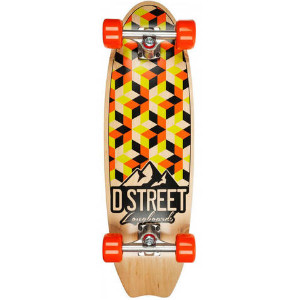 D Street Cubic Stubby Cruiser