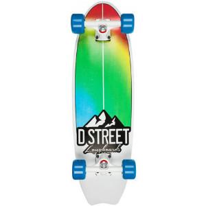 D Street Fade Stubby Cruiser