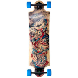 Freeride Complete Longboard Time Machine 2014