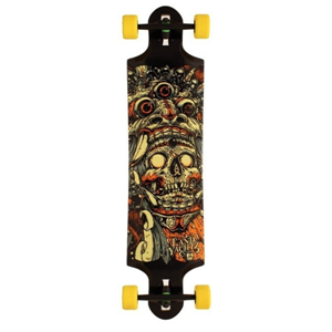 Landyachtz Freeride 9two5 Complete Longboard Black