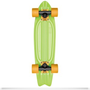 Globe Bantam S.T. Lime, black & yellow Cruiserboard