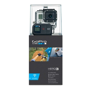 GoPro HD Hero 3 Black - Outdoor Edition