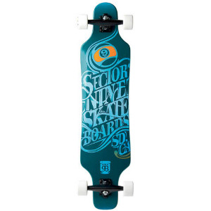 Mini Shaka Platinum Series Longboard