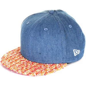 NEW ERA 9FIFTY SNAPBACK CAP WEAVE VIZE