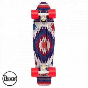 Penny Cruiser Holiday Aztec