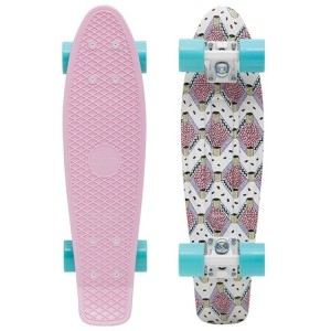 Penny Fresh Prints Complete Skateboard Buffy