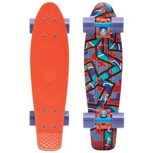Penny Fresh Prints Complete Skateboard Spike