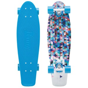 Penny Fresh Prints Nickel Complete Skateboard Carlton