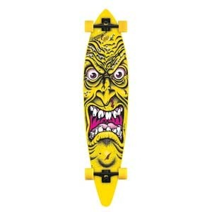 Santa Cruz Rob Face Pintail Longboard