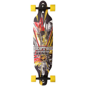 Sector Fractured Platinum Series Longboard