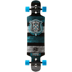 Sector 9 Sprocket Blue Complete Longboard