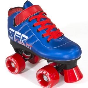 Vision GT Blue Red SFR Quad Skate