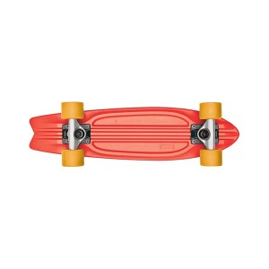 globe bantam st cruiserboard red grey yellow