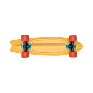 globe bantam st cruiserboard sun black red