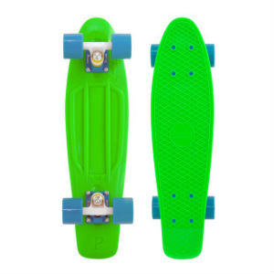 penny skateboard fluorescent