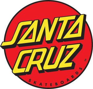 santa cruz skateboard logo
