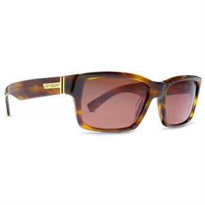 von zipper fulton sunglasses tortoise vermillion glass