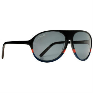 Von Zipper Rockford Sunglasses - Black / Red
