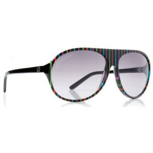 Von Zipper Rockford Sunglasses - Yipes Black Stripe