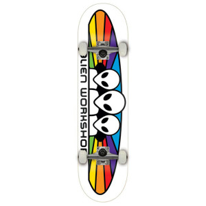 Alien Workshop Spectrum Skateboard