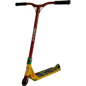 District Rasta Scooter