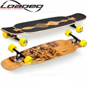 Loaded Bhangra Paris Longboard