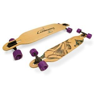 Loaded Dervish Bamboo Longboard