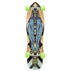 Lush Throttle Longboard