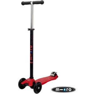 Maxi Micro T-Bar Scooter Red