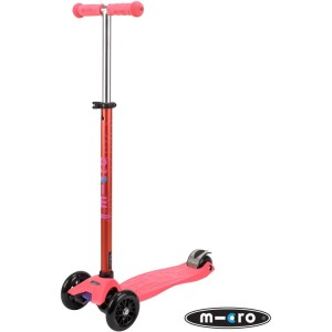 Maxi Micro T-Bar Special Edition Scooter Coral Pink
