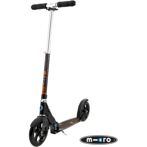 Micro Adult Scooter Black