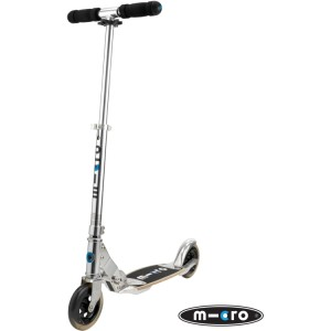 Micro Flex Adult's Scooter Aluminium Polished