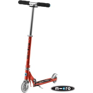 Micro Sprite Folding Scooter Red