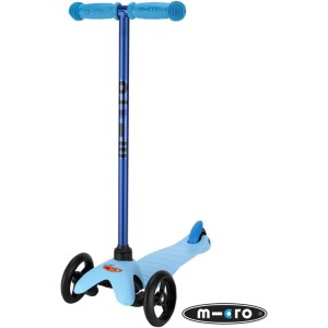 Mini Micro T-Bar Limited Edition Scooter Candy Blue