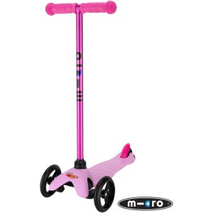 Mini Micro T-Bar Limited Edition Scooter Candy Pink