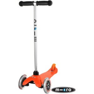 Mini Micro T-Bar Scooter Orange