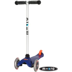 Mini Micro T-Bar Scooter Royal Blue