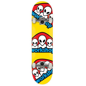 AWS Triad Skateboard