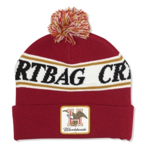 HUF Domestic Beanie Red
