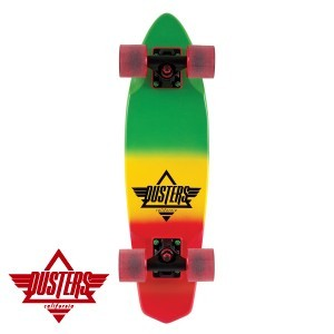 Dusters Ace Rasta Fade Cruiser