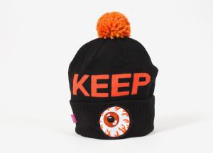 Keep watch Mishka beanie Orange