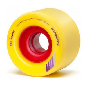 Orangatang Keanu 86A Longboard Wheels