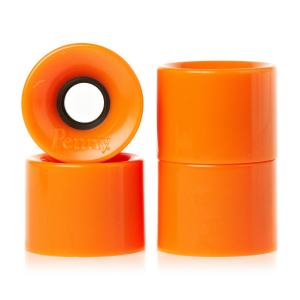 Penny Crusier Wheels Solid Orange