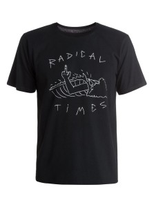 Quiksilver Radical Times T-Shirt