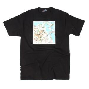 The Hundreds t-shirt Adam Map